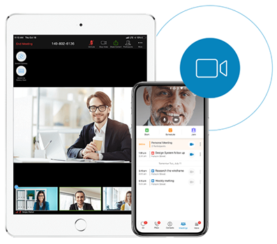 Online meetings: a complete video collaboration solution